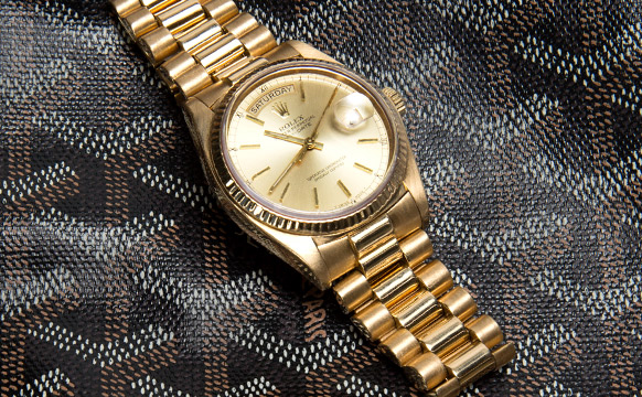 Rolex President Day-Date Watch