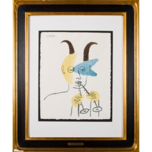 Picasso Untitled