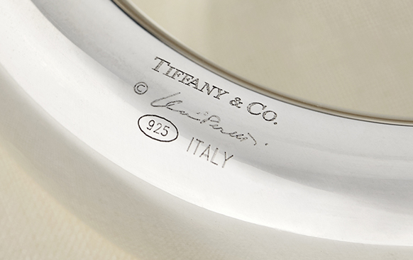 Tiffany Engraving Symbols