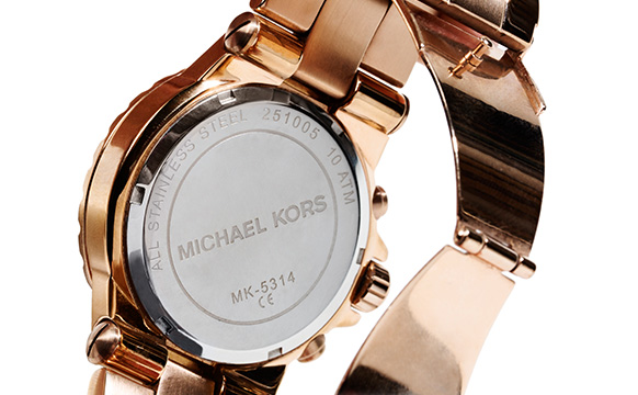 How To Spot A Real Michael Kors Watch