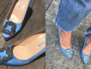 Manolo Blahnik Hangisi Pumps The RealReal