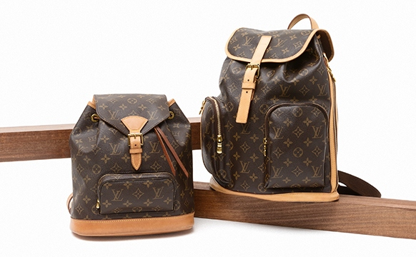 058145ec36bc How To Spot A Real Louis Vuitton Montsouris Backpack