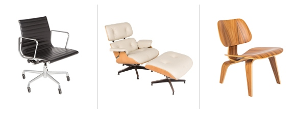Ray & Charles Eames Lounge Chair