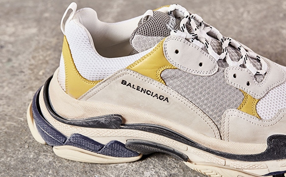 42cf8e167963b How To Spot Real Balenciaga Triple S Sneakers   Speed Trainers