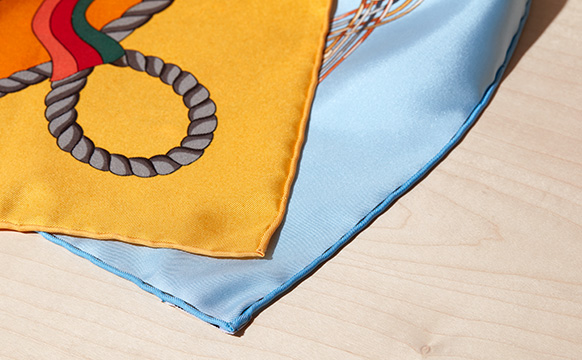 8091fe714400d4 How To Spot A Real Hermès Silk Scarf