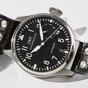 Two IWC Watches