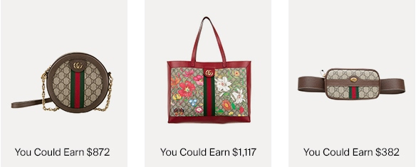 Gucci Ophidia Bags And How Much You Could Earn For Them